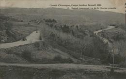 Circuit D'Auvergne - Coupe Gordon Bennett 1905 - 17 -  Grand Tournant, Vu De La Roche Percée - Otros
