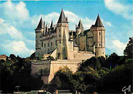 49 - Saumur - Le Château - CPM - Voir Scans Recto-Verso - Saumur