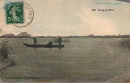 Etang De Blaye 1913   CPA - Unclassified