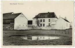 CP BELGIQUE (M1710) SAINT-AMAND - FLEURUS (2 Vues) Panorama - Edit. : Rucquoy * Ferme - Fleurus