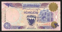 20 Dinars AUNC - Bahrain