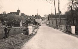 BEAUMONT LA CHARTRE - ENTREE DU PAYS - Beaumont Sur Sarthe