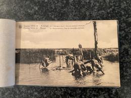 GUERRE 1914-1918 - Militaria Worldwar Oorlog - In Niemandsland Naar De Vijandelijke Stellingen - Diksmuide - Diksmuide