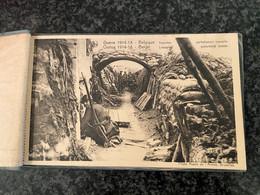 GUERRE 1914-1918 - Militaria Worldwar Oorlog - Tranchée Partiellement Couverte Loopgraaf - Diksmuide - Diksmuide