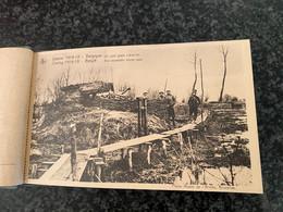 GUERRE 1914-1918 - Militaria Worldwar Oorlog - Un Petit Poste Retranché - Diksmuide - Diksmuide