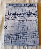 Livre : David Rabinowitch - Construction Pour La Chartreuse Du Liget - Art