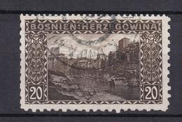 Österreich - Bosnien - 1906 - Michel Nr. 35 Coleman 3224 Mit 1x 10 1/2 - Gestempelt - 150 Euro - Usados