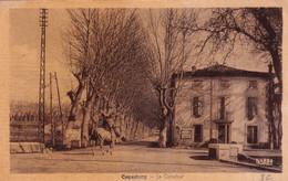 """CAPESTANG """" Le Carrefour Animée , Carte Glacée """"      N°8675 - Capestang"""