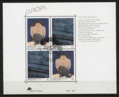 Europa CEPT 1993 Açores - Azores - Azoren - Portugal Y&T N°BF13- Michel N°B13 (o) - 1993