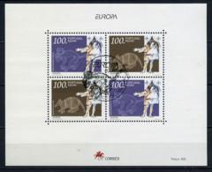 Europa CEPT 1994 Açores - Azores - Azoren - Portugal Y&T N°BF14 - Michel N°B14 (o) - 1994