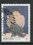 Europa CEPT 1993 Açores - Azores - Azoren - Portugal Y&T N°426 - Michel N°434 (o) - 90e EUROPA - 1993