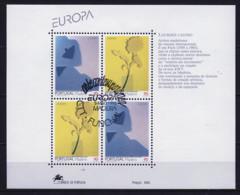 Europa CEPT 1993 Madère - Madeira - Portugal Y&T N°BF13 - Michel N°B13 (o) - 1993