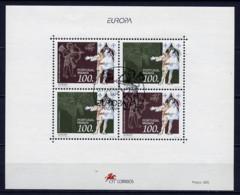 Europa CEPT 1994 Madère - Madeira - Portugal Y&T N°BF14 - Michel N°B14 (o) - 1994