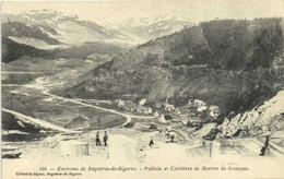 Environs De Bagnères De Bigorre Paillole Et Carrières De Marbre De Campan - Otros Municipios