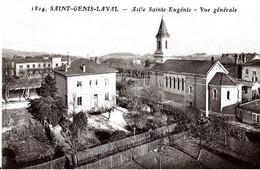 Saint Genis Laval. Asile Sainte Eugénie, Vue Générale. . - Altri Comuni