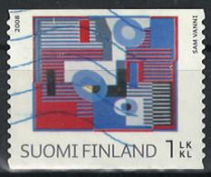 Finland 2008. Mi.Nr. 1908, Used O - Usati