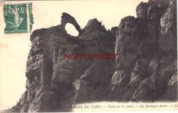 CPA GORGES DU TARN - VALLE DE LA JONTE - Gorges Du Tarn