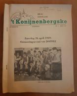 Konijnenbergske Vosselaar - Jaargang 1, April 1969 - Veel Locale Reclame - MILAC VOSSELAAR - Advertising