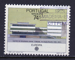 Madère - Madeira - Portugal 1987 Y&T N°120 - Michel N°115 (o) - 74,50e EUROPA - Madeira