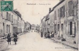 MONTMIRAIL. Faubourg De Paris - Montmirail