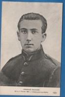 JOANNIES SAUVAGE NE LE 5 FEVRIER 1897 A VILLEFRANCHE SUR SAONE - Aviateurs