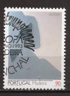 Madère - Madeira - Portugal 1993 Y&T N°169 - Michel N°162 (o) - 0,90e EUROPA - Madeira