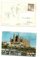 8611 Spagna Espana Card Mallorca Stamp Palma Singolo Solo Isolato - Briefe U. Dokumente