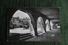 NYONS - Les Arcades De La Place CARNOT, 1954. - Nyons