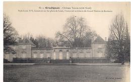 Gradignan , Château Tauzia (coté Nord) - Gradignan