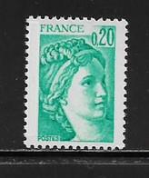 FRANCE  ( FR7 - 550 )  1977  N° YVERT ET TELLIER  N° 1967a   N** - Nuovi