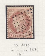 N° 51 PC 1775 LA LOUPE (27) - 1849-1876: Classic Period