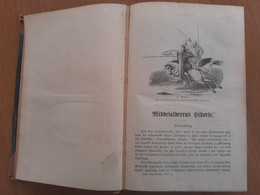1878 Year Historical Book Maps - Scandinavian Languages