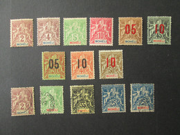 MOHELI Timbres FRANCE COLONIES FRANCAISES Timbre - Unclassified