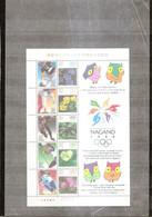 Japon ( 2403/2412 XXX -MNH) - Unused Stamps