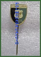 Pq1 Pol. Megara Calcio Insignes De Football Badges Insignias De FÚtbol Fußball-Abzeichen - Fútbol