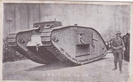 A British Tank Char - Equipment