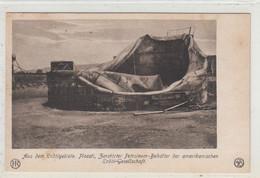 PLOESTI ---    Militaria , 1. WK  , Krieg Um Oel  , Bergbau , Mining , Petroleum - Rumania