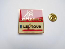Beau Pin's , Cyclisme Vélo , Tour De France  , Paris Tour Eiffel , Starpin's , Rouge - Ciclismo
