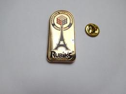 Beau Pin's En EGF , Jeu , Rubik's Cube , European Championship , Paris 2006 , Tour Eiffel - Juegos
