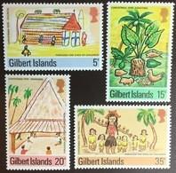 Gilbert Islands 1976 Christmas MNH - Îles Gilbert Et Ellice (...-1979)