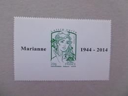 FRANCE   2013    4774B * *   MARIANNE DE LA JEUNESSE SURCHARGE - Nuovi