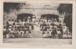 Inde : Capucins, Mission  Sacré  Coeur Au Rajputana ,    Les Indiens De Toutes  Castes , Bhil,mher,madrassi,koli,batta - India