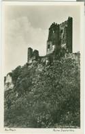 Königswinter; Ruine Drachenfels - Nicht Gelaufen. (F. Kratz - Köln) - Koenigswinter