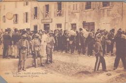 17 - ILE DE RE - SAINT MARTIN DE RE / EMBARQUEMENT DE FORCATS - Ile De Ré