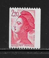 FRANCE  ( FR8 - 630 )  1985  N° YVERT ET TELLIER  N° 2379q   N** - Nuovi