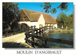 36 - Montipouret - Le Moulin D'Angibault - Otros Municipios