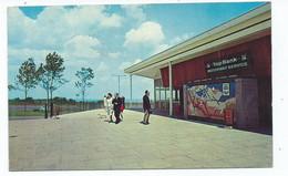 Kent   Postcard  Top Rank Motorway Services M2 Farthing Corner Kent. Posted 1965 - Sonstige