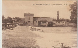 8. - NOGENT-SUR-SEINE. - Le Déversoir. - Nogent-sur-Seine