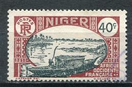 NIGER  N°  39  (Y&T)   (Oblitéré) - Oblitérés