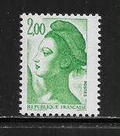 FRANCE  ( FR8 - 657 )  1987  N° YVERT ET TELLIER   N° 2484b     N** - Nuovi